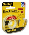 CINTA DOBLE CARA SCOTCH 12 X 6 EN PORTARROLLOS
